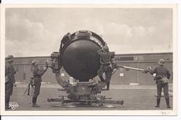 DT- Reich (001906) Propagandakarte Echte Fotokarte, 150 Cm Flag- Scheinwerfer, Ungebraucht - Briefe U. Dokumente