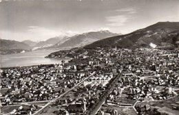 Dept 74,Haute Savoie,Cpsm Annecy,Vue Générale,le Lac Et Les Montagnes Des Bauges - Annecy
