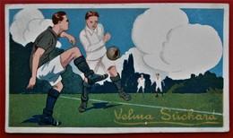Chromo Velma SUCHARD Grand Prix 1900 SPORTS Serie 500 N° 11 Football - Suchard