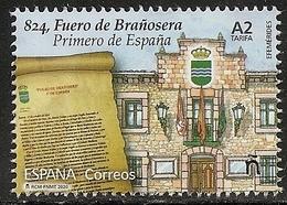 2020-ED. 5377 - Efemérides. 824, Fuero De Brañosera. Primero De España - NUEVO- - 1931-Hoy: 2ª República - ... Juan Carlos I