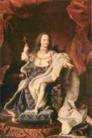 Histoire - Peinture - Portrait - Mignard - Louis XV Enfant En 1715 - Voir Scans Recto-Verso - Geschiedenis
