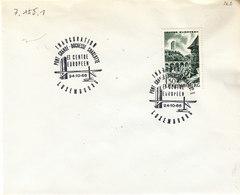 L-Luxembourg 1966. Centre Europêen (7.155.1) - Luxemburg