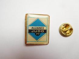 Beau Pin's , Alliance Judo 77 , Comité , Ligue , Seine Et Marne - Judo