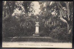 HYERES 83 - Petit Séminaire Saint Charles - Rond Point De La Vierge - Hyeres