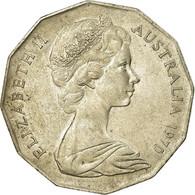 Monnaie, Australie, Elizabeth II, 5 Cents, 1970, Melbourne, TTB, Copper-nickel - Victoria