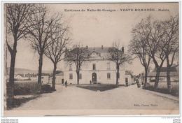 ENVIRONS DE NUIT SAINT GEORGES VOSNE ROMANEE LA MAIRIE ANIMEE TBE - Frankreich