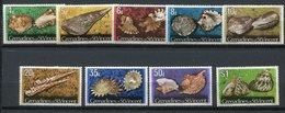 Saint Vincent Grenadines - 1976 - Yt 85/93 - Coquillages - * TC - St.Vincent (...-1979)