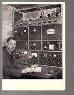 1950 Middelstum Netherlands Diirk S. Rustema (QSL2-5) - Radio Amatoriale