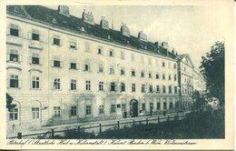Kurort Baden B. Wien - Peterhof, Staatliche Heil- U. Kuranstalt)  (008081) - Baden Bei Wien