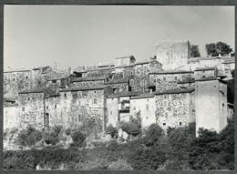 07 Ardèche Lot De 2 Photos Chomérac Années 50 - Sonstige Gemeinden