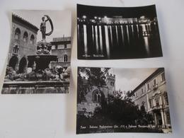 B756  8 Cartoline Fano Non Viagiate - Fano
