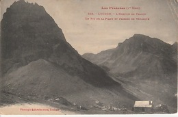 20 / 1 / 226  -  LUCHON  ( 31 ) - L' HOSPICE  DE  FRANCE - Le Pic De La Pique & Passage De Venasque   -  C P A - Luchon