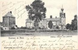 Havré NA18: Environs De Mons. Château D'havré, Vue Générale 1907 - Mons
