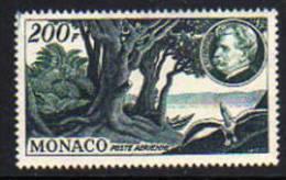 Monaco PA  N° 59 X 80ème Anniversaire Du Docteur Albert Schweitzer Trace De Charnière Sinon TB - Airmail