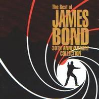 The BEST Of JAMES BOND - 30th Anniversary Collection - CD - Monty NORMAN - Shirley BASSEY - John BARRY -DURAN DURAN - Filmmusik