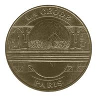 Monnaie De Paris , 2011 , Paris , La Géode Et Son Reflet - Monnaie De Paris