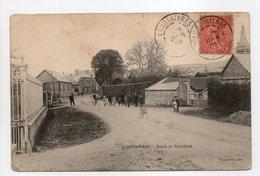 - CPA LONDINIÈRES (76) - Route De Neufchâtel 1905 (avec Personnages) - Photo J. Lesueur - - Londinières