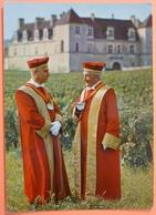 CARTE CLOS VOUGEOT - 21 - CHEVALIERS DU TASTEVIN - SCAN RECTO/VERSO - 3 - Autres Communes