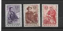 België  N° 1128/1130  Xx Postfris  Cote  72,00 Euro - Belgium