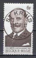 BELGIE: COB 1512  MOOI GESTEMPELD. - Used Stamps