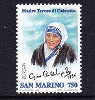 Europa Cept 1996 San Marino 1v  ** Mnh (45897E) ROCK BOTTOM PRICE - Europa-CEPT