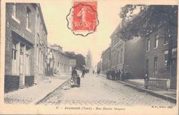 59 - JEUMONT / RUE HECTOR DESPRET - Jeumont