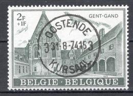 BELGIE: COB 1662  MOOI GESTEMPELD. - Belgien