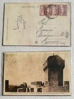 Cartolina Illustrata Per Ravenna La Rocca E La Seconda Torre - Anno 1928 - San Marino