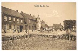 Burcht (Burght) - Kaai (Geanimeerd) - Belgium
