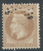 Lot N°52161  N°28A, Oblit étoile De PARIS - 1863-1870 Napoléon III Con Laureles