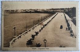 V 58007 Libia Italiana - Tripoli - Lungomare Volpi - Libia