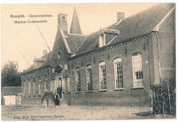 Burcht - (Burght) - Gemeentehuis  (Geanimeerd) - Other