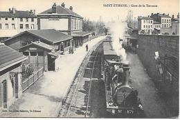 12/25     42    Saint-étienne    Gare De La Terrasse      Passage D'un Train - Saint Etienne