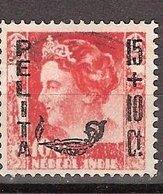 Nederlands Indie 333 Used ; Pelita 1948 Koningin, Queen, Reine, Reina Wilhelmina Netherlands Indies PER PIECE - Netherlands Indies