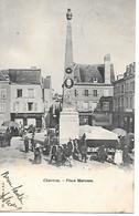 12/25     28   Chartres      Place Marceau  Un Jour De Marché - Chartres