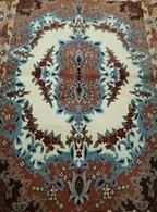 Persia - Iran - Tappeto Persiano Tabriz 60 Raj , Lana Kurk Misto Seta  Extra Fine,Mixed Silk - Tapis & Tapisserie