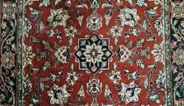Persia - Iran - Tappeto Persiano QUM 100% Pura Seta - 100% Silk - Tapis & Tapisserie
