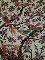 Persia-Iran-Tappeto Persiano Tabriz 60 Raj,Lana Kurk Misto Seta  Extra Fine, Particolare Disegno Della Natura!Mixed Silk - Tapis & Tapisserie