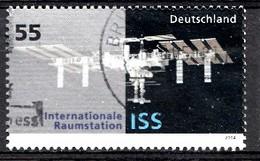 Bund 2004  Mi.nr. 2433 Raumstation ISS  Gestempelt / Oblitérés / Used - [7] République Fédérale