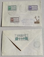 Busta Mostra Filatelica Fiera Di Milano - 25/04/1934 - Saint-Marin