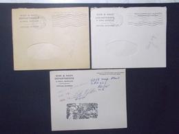 Marcophilie  - USA - Militaire - Lot 3 Enveloppes 1944/1945 Guerre Et Marine (2616) - Etats-Unis