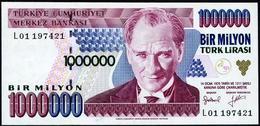 TURKEY 1000000 1970 {1995} UNC - Turquie