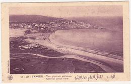Maroc / Morocco - TANGER - Vue Générale Aérienne - General Arerial View - 1929 - Tanger
