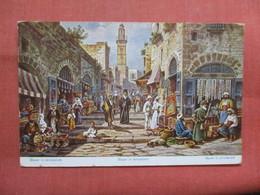 Bazar In Jerusalem   Ref 3836 - Israele