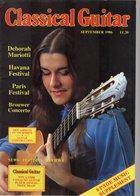 Revue De Guitare - Classical Guitar - N° 1 - 1986 - Art