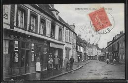 CPA 28 - Senonches, Grande Rue - France
