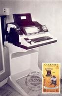 TELECOMUNICATIONS GUERNESEY 1979 MAXIMUM POST CARD    (GENN200673) - Guernesey