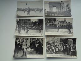 Beau Lot De 20 Cartes Postales De France  Paris  Fêtes De La Victoire    Mooi Lot Van 20 Postkaarten  Frankrijk  Parijs - Cartes Postales