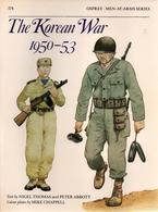 OSPREY  THE KOREAN WAR 1950 1953  GUERRE DE COREE - English