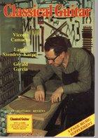 Revue De Guitare - Classical Guitar - N° 11 - 1986 - Vicente Camacho - Art